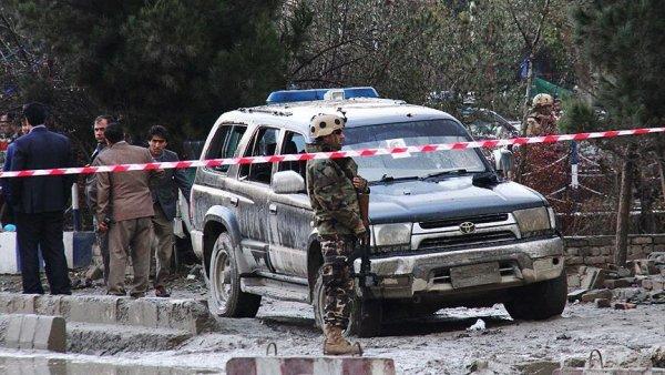 Afganistan da Taliban saldırısı: 8 ölü