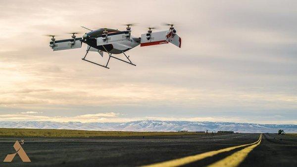 Airbus elektrikli uçan taksinin görüntülerini yayınladı