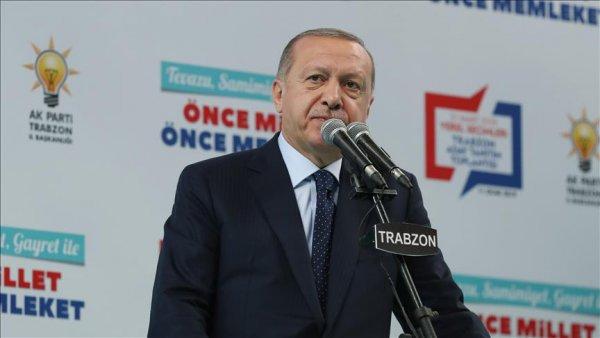 AK Parti nin Trabzon adayları açıklandı