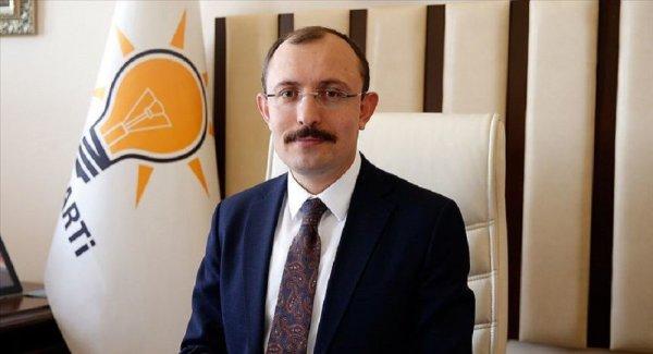 AK Partili Muş: Görevden almalar kamu vicdanına uygun