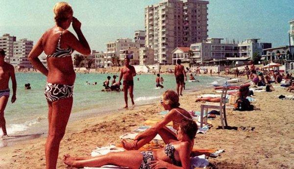 Akdeniz'in Las Vegas'ı Maraş'ın fotoğraflarla hikayesi