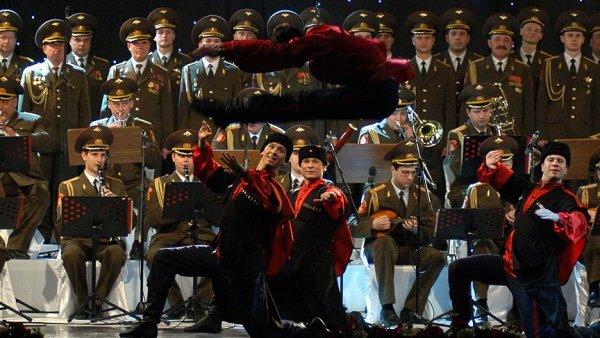 Aleksandrov Rus Kızılordu Korosu İstanbul a geliyor