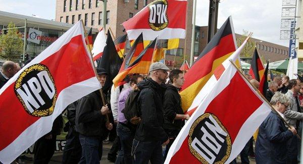 Almanya da aşırı sağcı terör alarmı