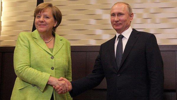 Almanya ile Rusya dan ABD ye inat gaza devam