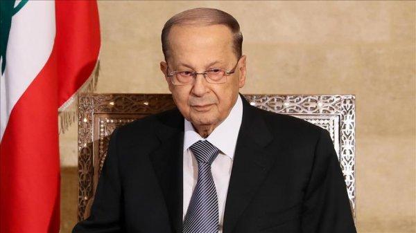Aoun in Saudi Arabia for 1st visit as Lebanon president