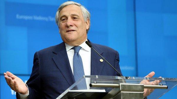 AP Başkanı Tajani: ABD ve Çin le tek tek mücadele edemeyiz