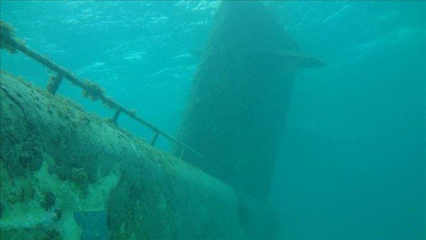 Arjantin de geçen yıl kaybolan denizaltı bulundu