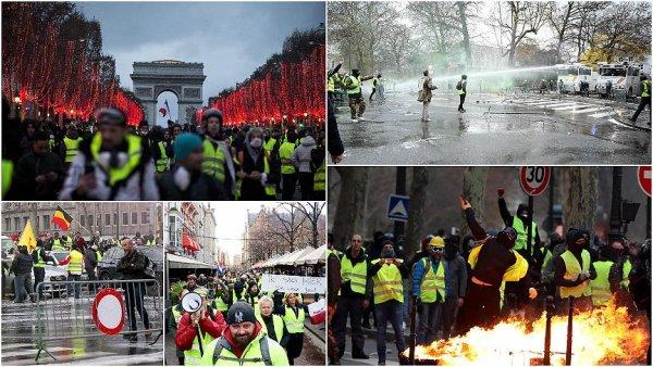 Avrupa da yine gösteri hazırlıkları yapılıyor