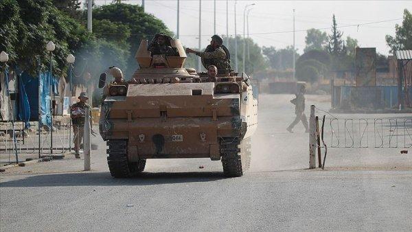 Barış Pınarı Harekatı nda 560 terörist etkisiz hale getirildi