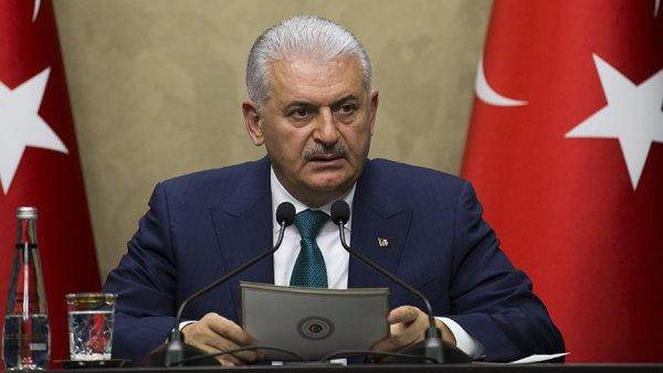 Başbakan Yıldırım dan Çipras a gerginlik uyarısı
