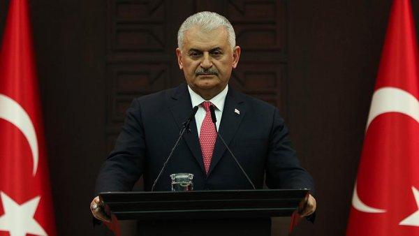 Başbakan Yıldırım dan liderlere İİT Zirvesi daveti