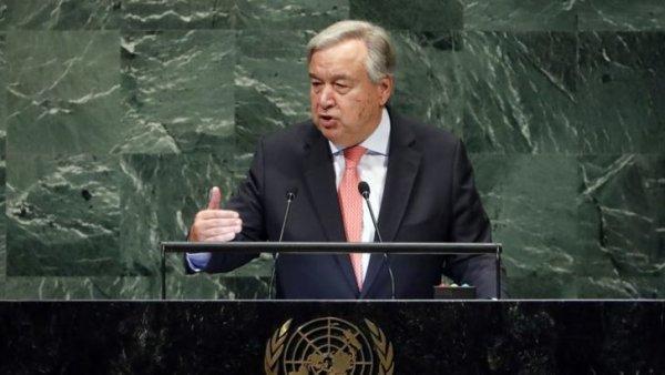 BM den ABD İran gerilimine ilişkin açıklama