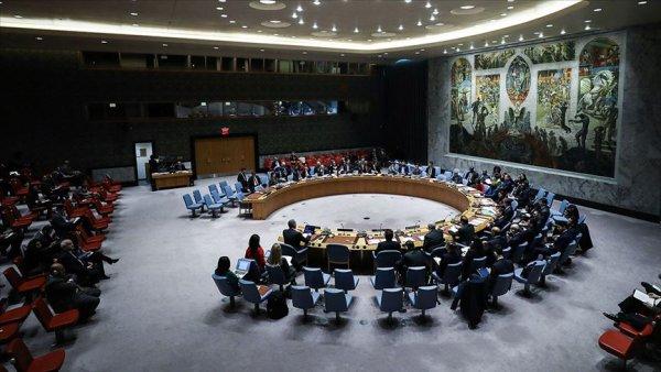 BMGK deki AB üyesi 5 ülkeden Suriye toplantısı talebi