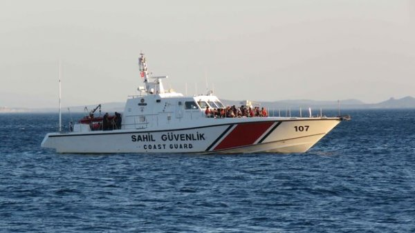 Çanakkale de 280 kaçak göçmen yakalandı