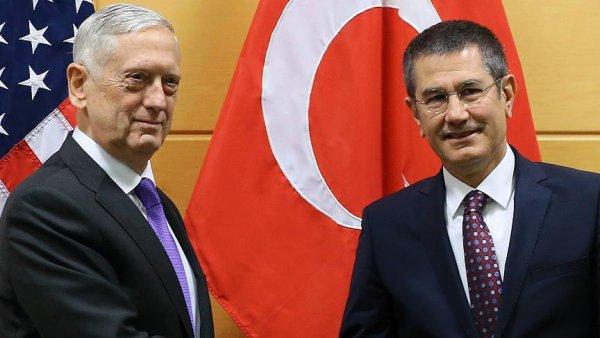 Canikli ABD Savunma Bakanı Mattis ile görüşecek