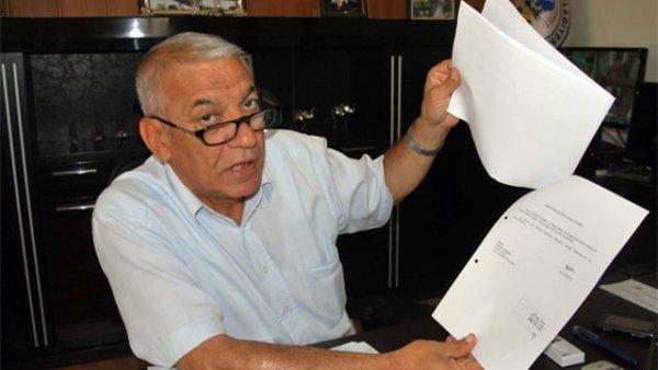 CHP den istifa ettiğini duyurdu