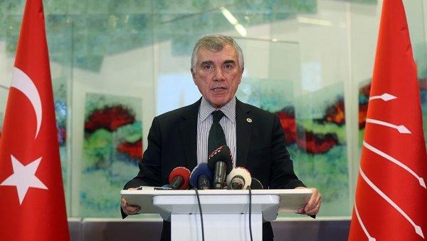 CHP den Kılıçdaroğlu nun Almanya ziyaretine ilişkin açıklama