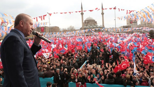 CHP İstiklal Marşımızı söylemeyenlerle ittifak halinde