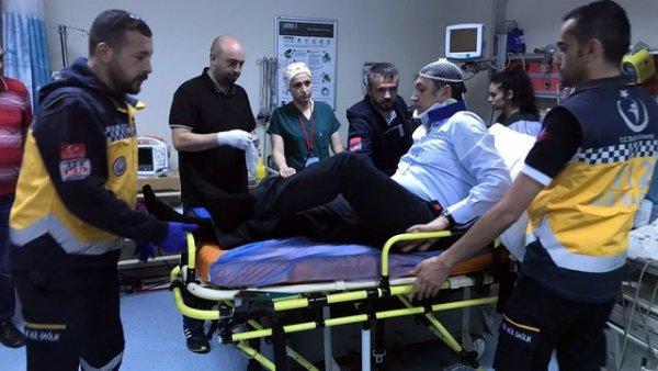 CHP li vekiller ölümden döndü