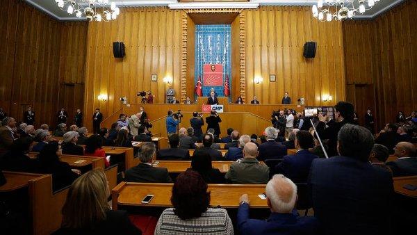 CHP nin yeni dönem planı Mecliste etkin muhalefet