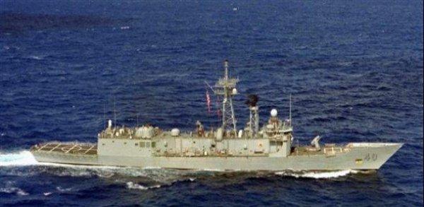 Çin Sri Lanka ya savaş gemisi hediye etti