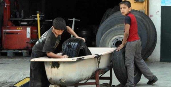 Çocuk işçi sayısı 2 milyonu aştı; 483 bin kız çocuğu evli