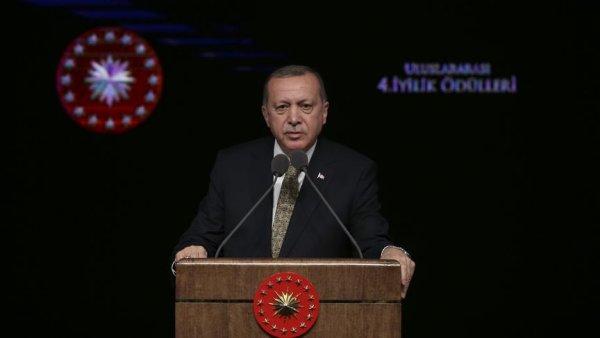 Cumhurbaşkanı Erdoğan: Afrin e girdik giriyoruz