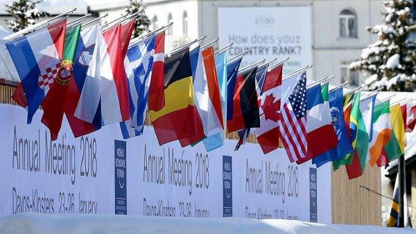 Davos ta küreselleşme masaya yatırılacak