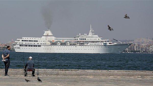 Dev gemilerin rotası yeniden Türkiye ye dönüyor