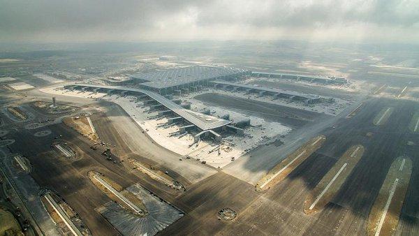 Dev kargo şirketlerinin gözü İstanbul Yeni Havalimanı nda