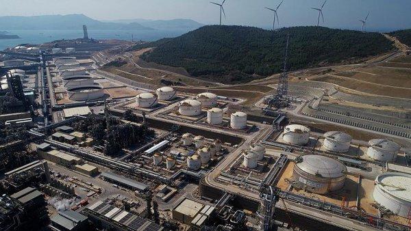 Dev yatırım Star Rafinerisi açılıyor