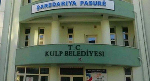 Diyarbakır Kulp Belediyesi ne kayyum atandı