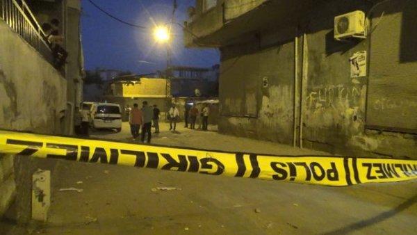 Diyarbakır da silahlı kavga