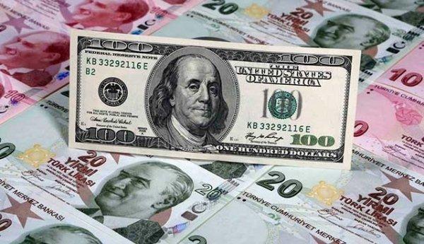 Dolar TL tatil sonrası düşüşte