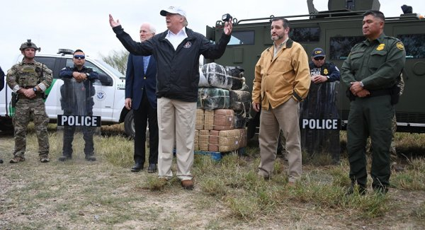 Duvar olmadan ülkemiz güvende olamaz
