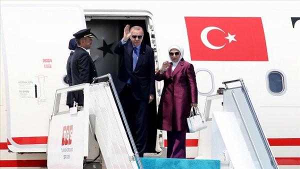 Erdoğan Macaristan a gidecek