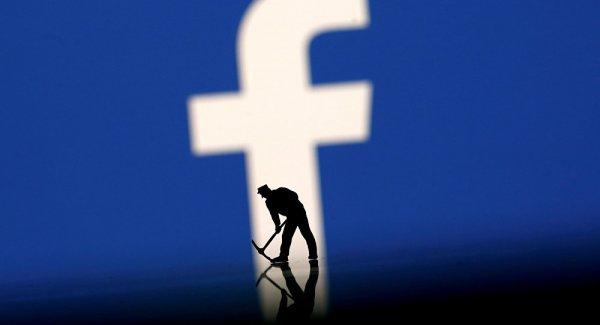 Facebook a para cezası