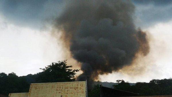 Filipinler de küçük uçak düştü: 7 ölü