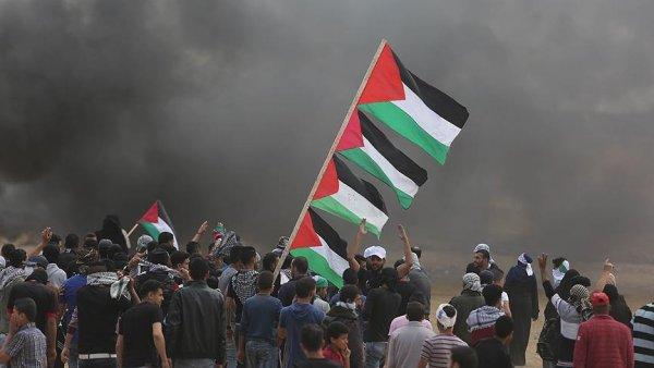 Filistin için diplomasi trafiği