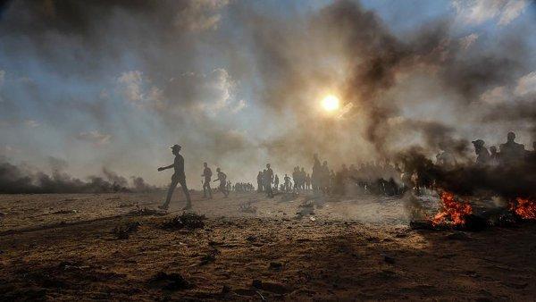 Gazze deki gösteriler hedefine ulaşana kadar devam edecek