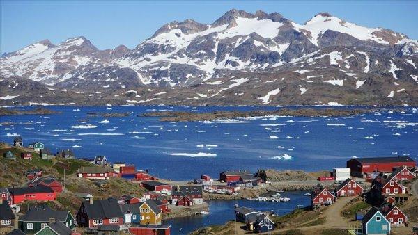 Grönland ı satın almak isteyen Trump a: 1 Nisan şakası olmalı