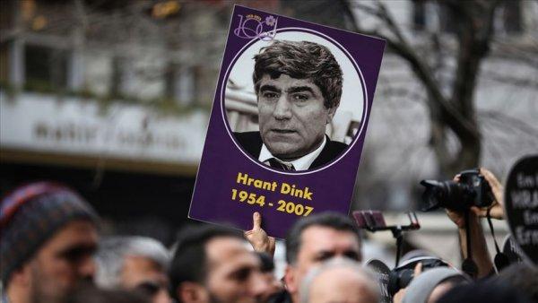 Hrant Dink davasında Tuncel Samast ile Hayal e hapis cezası