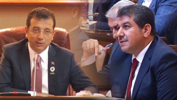 İBB Meclisi nde borçlanma tartışması