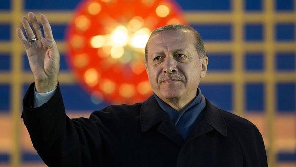 IPA dan Cumhurbaşkanı Erdoğan a barış ödülü