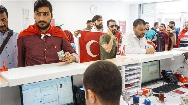 Iraklı öğrencilerden Türk lirasına destek