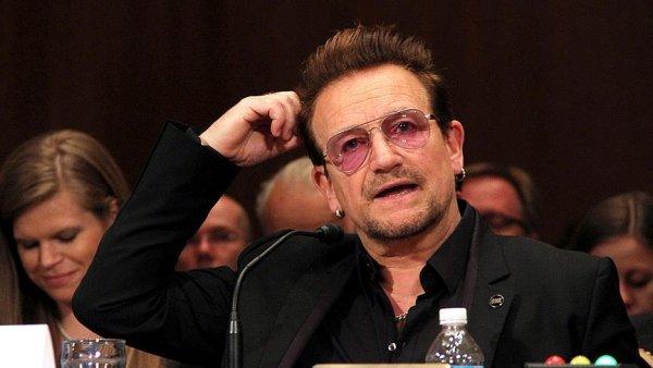 İrlandalı rock yıldızı Bono dan BM AB ve NATO yorumu