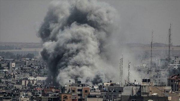 İsrail güvenlik kabinesinden Gazze saldırılarının artırılması talimatı