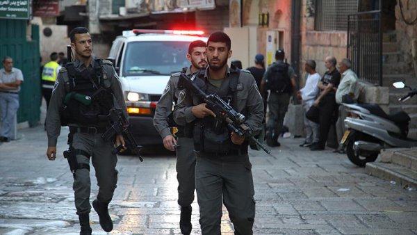 İsrail polisi Kudüs Valisi ni gözaltına aldı