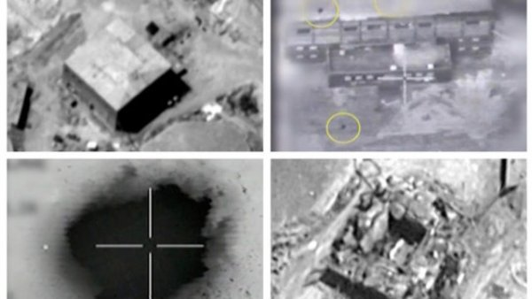 İsrail sonunda itiraf etti: Suriye yi biz vurmuştuk
