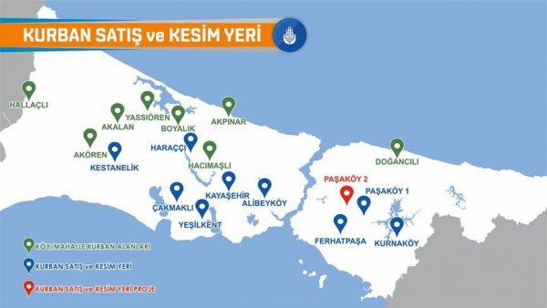 İstanbul Büyükşehir Belediyesi Kurban Bayramı na hazır